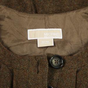 Michael Kors Tops - Michael Kors – Chic Tweed Sleeveless Tunic – M